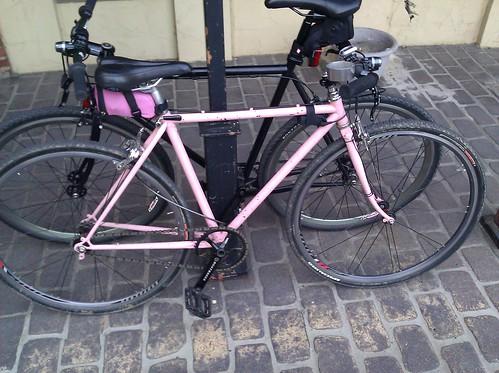 Emily's bike