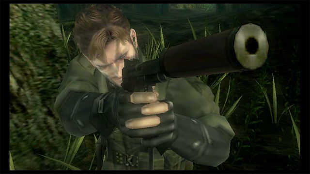 Metal Gear Solid 3D: Snake Eater - Commencing Operation Snake Eater