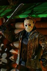 Sequel: Jason Voorhees (Boogeyman13) Tags: jason monster toy toys actionfigure horror fridaythe13th voorhees crystallake neca