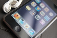 iPod Touch 2 by dontmindme, on Flickr