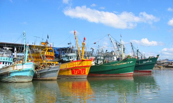 Тайские кораблики.