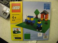 Lego base plate 32x32 (GeniusMark) Tags: lego plate base 32x32