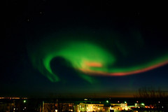 Iceland - Norurljs - Aurora Borealis from my balcony at sunset (SigHolm - Very Busy) Tags: island lights iceland islandia best explore aurora 500views northern sland northernlights auroraborealis bestofthebest borealis islande 1000views icelandic islanda naturesfinest islndia seltjarnarnes mybalcony blueribbonwinner ijsland 2000views norurljs islanti 1500views slenskur  slendingar mywinners   anawesomeshot  slenskt absolutelystunningscapes         greatshotss goldendiamondblog sailsevenseas