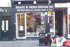 Picture of Music And Video Exchange, Greenwich