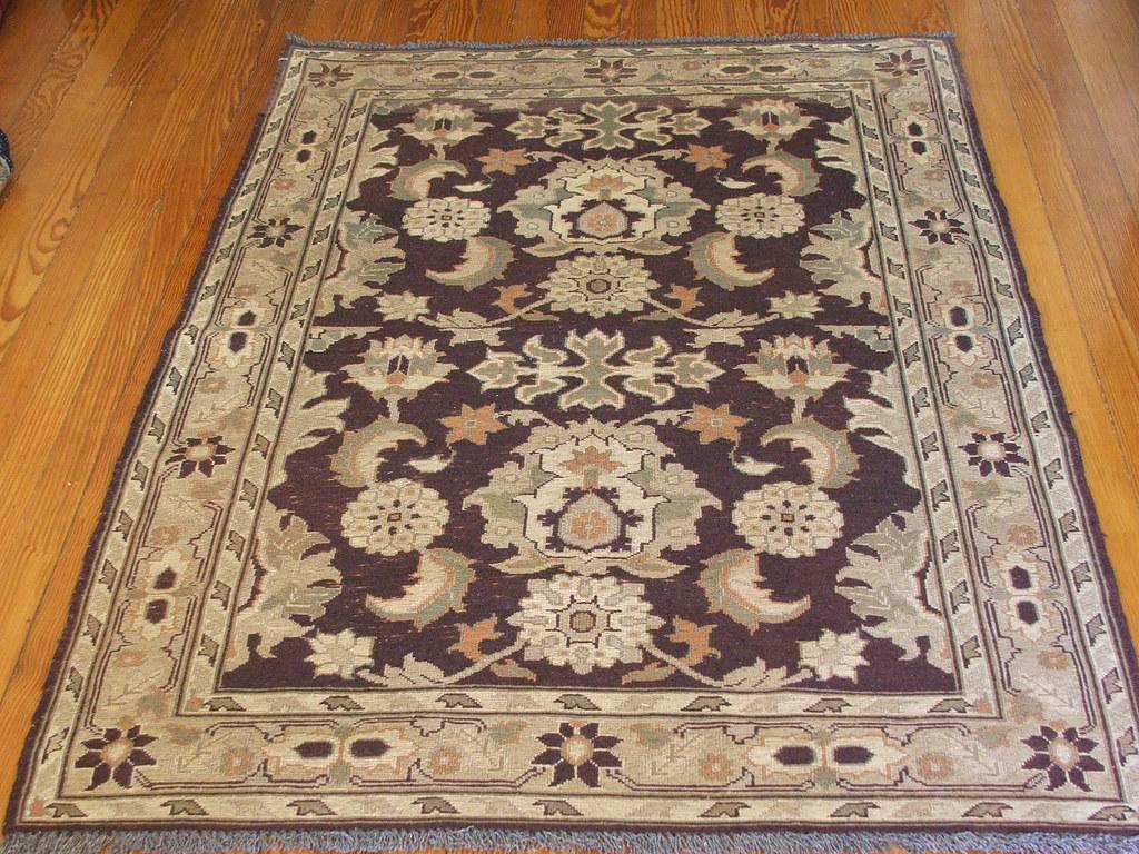 Oriental Rugs Afghan Chobi soumak