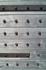 4/3 (guajava) Tags: door wood toronto ontario canada gate iron downtown raw day outdoor 28mm entrance sigma bolt historical bolts stud studs foveon bathurststreet dp1 fortyork spp31