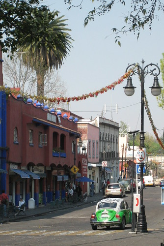 Coyoacan, Mexico City