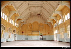 Beelitz Heilsttten (Soupflower) Tags: urban berlin abandoned hospital germany army deutsc