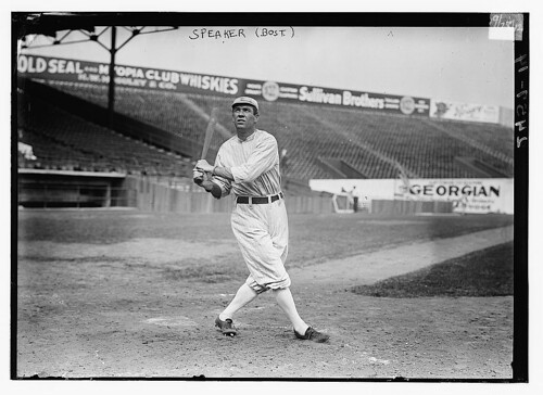 [Tris Speaker, Boston AL (baseball)] (LOC)