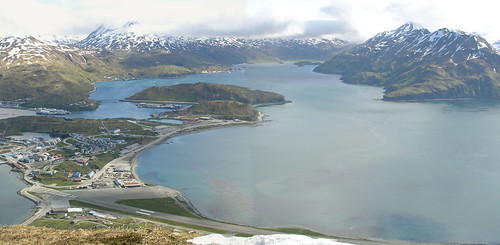 Captains Bay, Unalaska Island