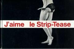 Rita Renoir J'aime le Strip-Tease
