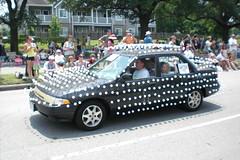 dingle balls (patti_rose) Tags: houston artcarparade 2008artcarparade