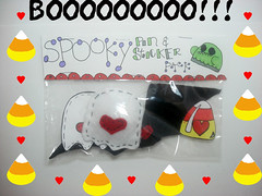 spooky pack (astrodoll) Tags: food tree art halloween ghost mcdonalds fries plushie etsy stuffie