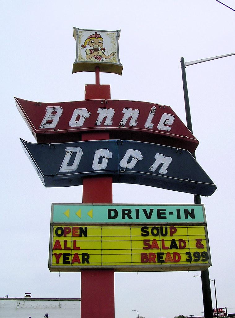 Bonnie Doon Drive-In
