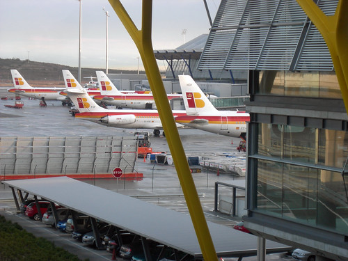 Madrid-Barajas T4