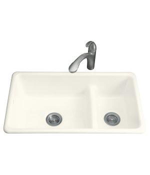 Kohler Basin Divider Kitchen Sink