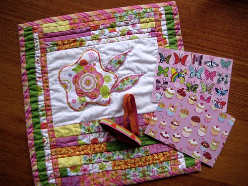 Doll Quilt Swap 4