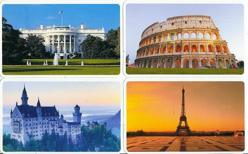 Famous Places Flashcards 1