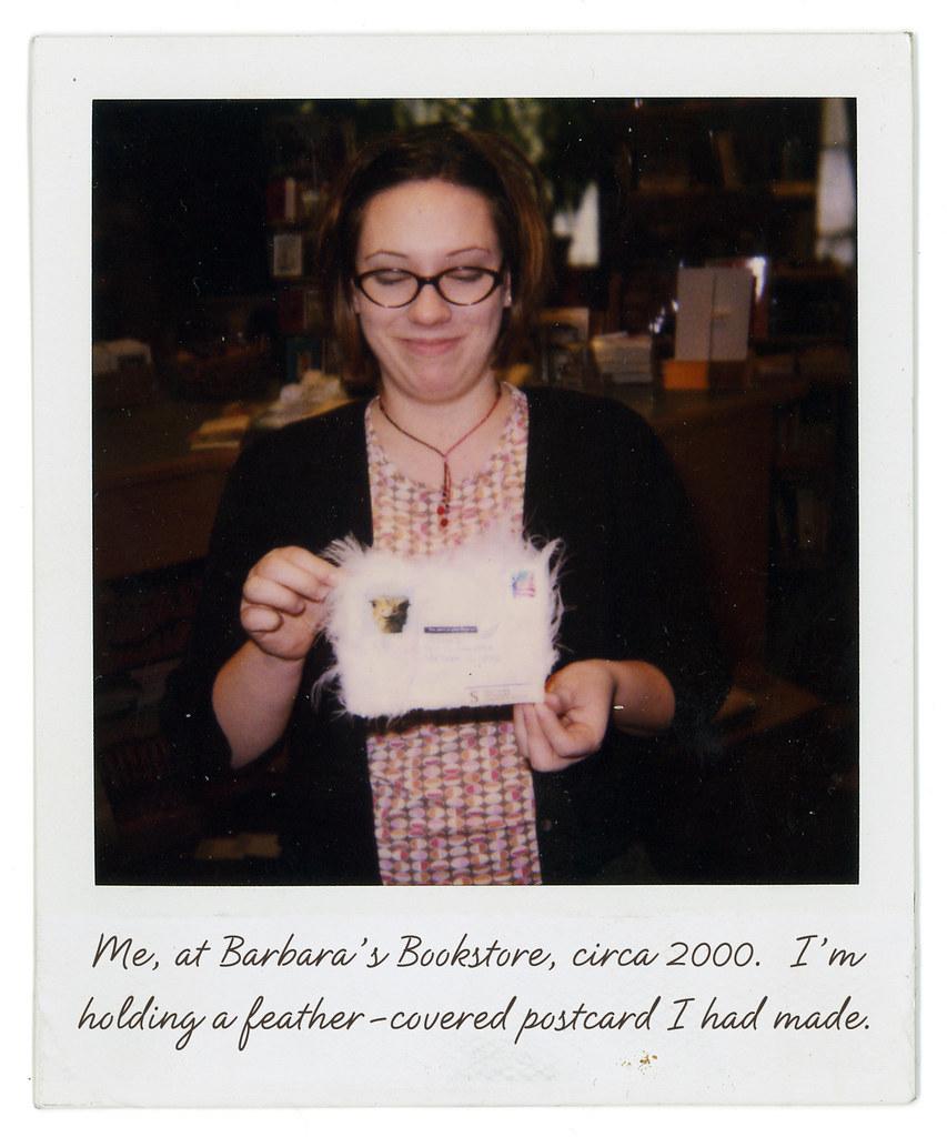 Me, circa 2000