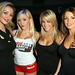 Natalie Pike, me, Kayleigh Pearson, Tana Robinson - really lovely girls