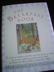 Libro de desayunos