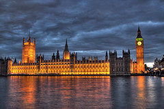 The British Parliament and Big Ben