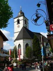 St. Wolfgang (petkad) Tags: austria wolfgangsee