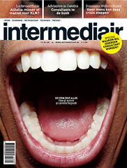 cover design Intermediair magazine (jaap!) Tags: art illustration magazine photography design graphic cover covers jaap biemans artdirection coverdesign artdirector