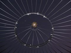 gazebo (thediesel) Tags: iron gazebo nighttime madison symmetric wi