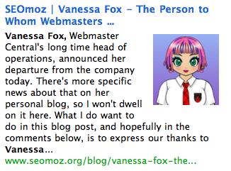 Cuil Vanessa Fox