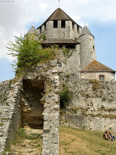 Ceasar's Tower - Provins, France
