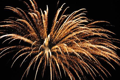 Feuerwerk / firework