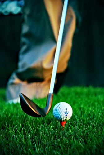 golf investment English