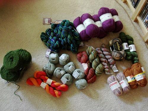 Yarn Party!