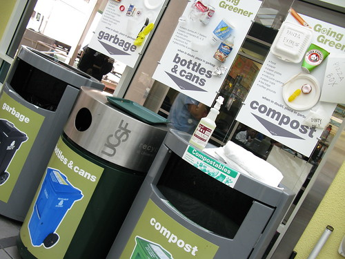 Differenziare i rifiuti composter