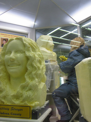 Butterhead Carving