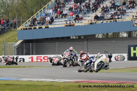 2008 Assen, Netherlands Race