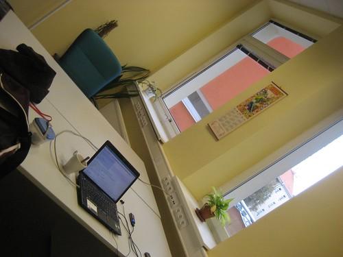 Suse Prage Work place