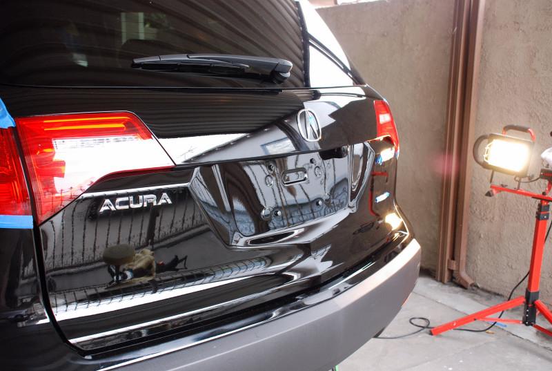 Acura MDX DETAIL