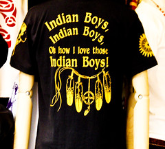 Oh how I love those Indian boys