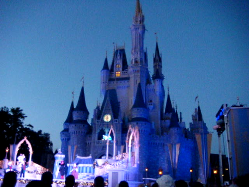 Castle Dream Lights - Video