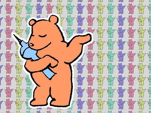 bear berliner bär fernsehentrum