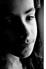 لاتشتكي من جورالايام للناس وادفن همومك في ثرى الصمت كله (AyshaBintKhalid) Tags: light bw black eye girl eyes alone sad sister lonely say sorrow mashalla wihte حزن fatom فاطمة fa6om