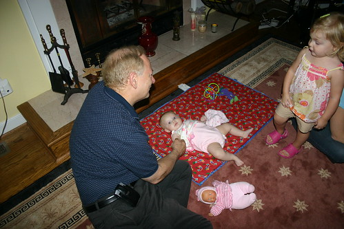 Opa, Anna, and Maddie