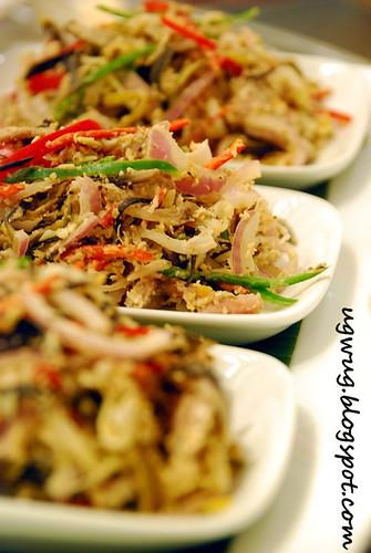 Beef Kerabu