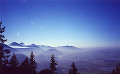Berge im Nebel / The Fog