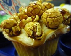 Crackerjack Cupcake! (sea turtle) Tags: cake cupcakes sweet cupcake carol crackerjack frosting carolscreativeconfections carolscreativeconfectionscom crackerjackcupcake