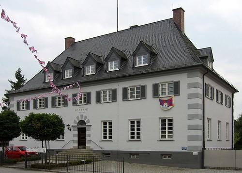 Postamt Dießen (Robert Vorhoelzer, Alfred Bramigk, Guido Harbers, 1924)