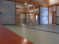 A reconstruction the Nagasaki Magistrate's Office / ()() (TANAKA Juuyoh ()) Tags: old architecture japanese design office high ancient interior room traditional style hires tatami resolution  hi sliding residence res partition  nagasaki  reconstruction    g7   magistrate