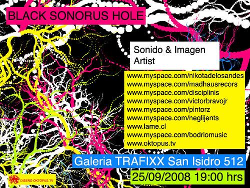 Black Sonorus Hole